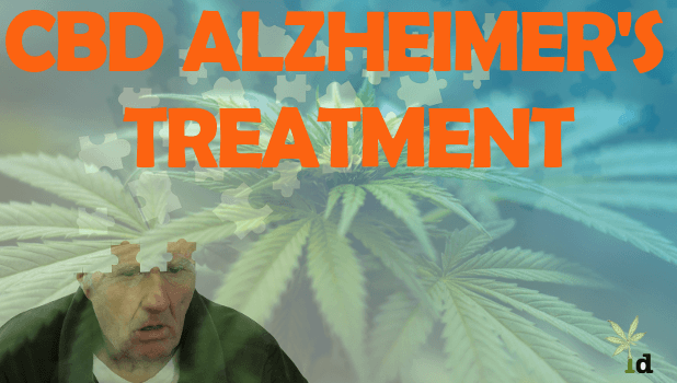 CBD Alzheimer's Treatment